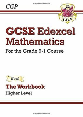 £3.59 • Buy GCSE Maths Edexcel Workbook: Higher - For The Grade 9-1 Course ... By Books, Cgp