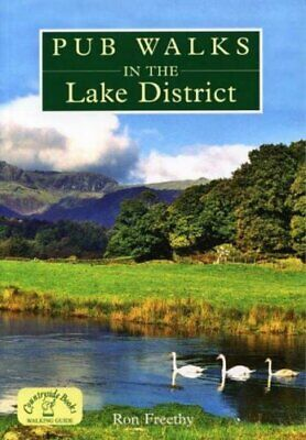 Pub Walks In The Lake District (Pub Walks S.) By Freethy, Ron Paperback Book The • 5.49£