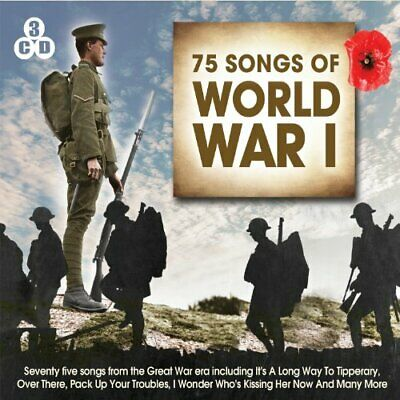 £4.63 • Buy Various Artists - Songs Of World War I (75 Songs) - Various Artists CD KSVG The