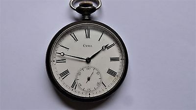 CYMA Vintage Pocket Watch  • 75£