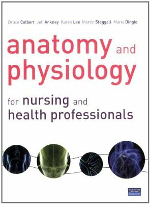 Anatomy And Physiology For Nursing And Health Prof... By Dingle, Maria Paperback • 32.99£