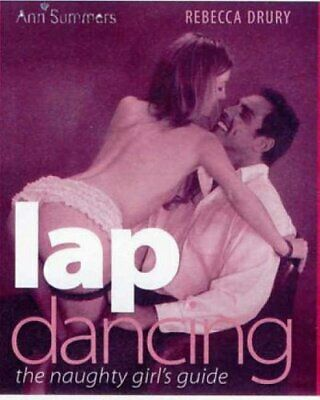 Lap Dancing By Rebecca Drury Other Book Format Book The Cheap Fast Free Post • 5.49£