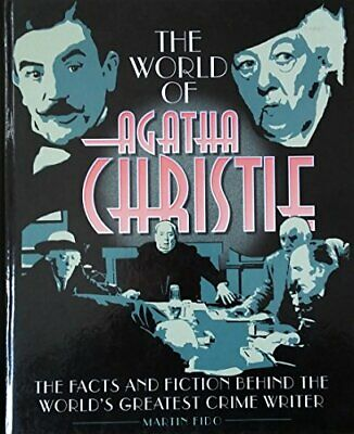 £3.49 • Buy The World Of Agatha Christie - The Facts And Fiction... By Fido, Martin Hardback