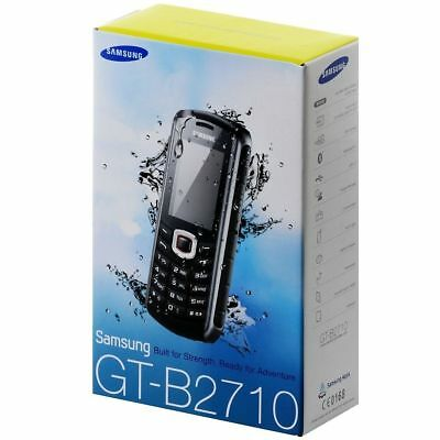 Samsung B2710 Solid Immerse Sim Free Mobile Phone ( Water & Dust Proof)  Black  • 155£