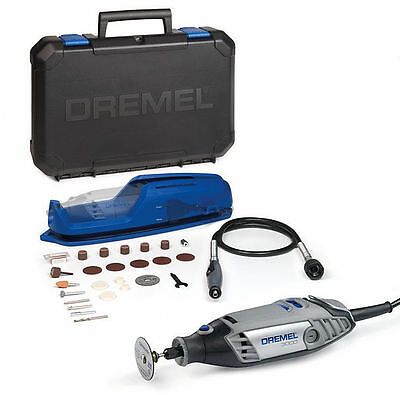 Dremel 3000-25 Multi-Tool Variable Speed + Flex Shaft (3000JR)  • 84.99£