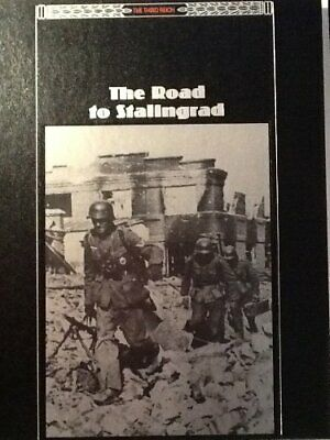 The Road To Stalingrad (Third Reich S.) By Time-Life Books. Paperback Book The • 10.99£