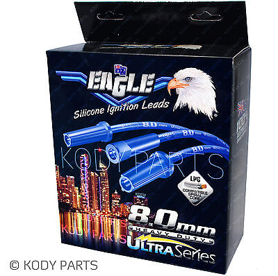 AU61.31 • Buy EAGLE IGNITION LEADS - For Holden Rodeo 2.6L (4ZE1 Engine) TF