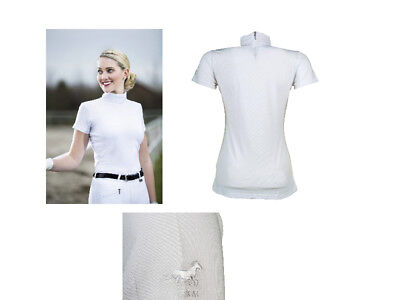 HKM Children's Ladies Technical Competition Show Shirt Jumping & Dressage • 19.93£
