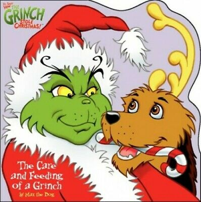 £5.49 • Buy Dr. Seuss' How The Grinch Stole Christmas!  - The Care And Feeding ... Paperback