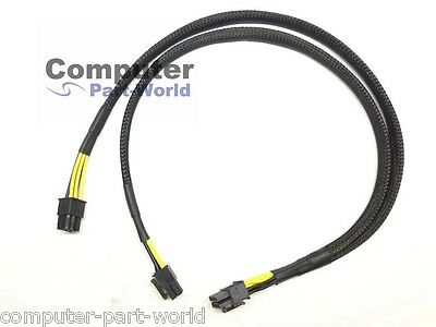 $ CDN19.60 • Buy 10pin To 6+6pin Power Cable For HP ML350 G9 And NVIDIA Quadro K6000 GPU 120cm