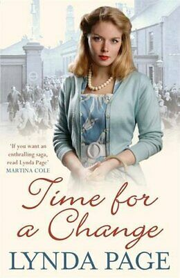 £3.49 • Buy Time For A Change: An Endearing Saga Of Love, Laught... By Page, Lynda Paperback