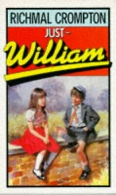 Just William By Crompton, Richmal Paperback Book The Cheap Fast Free Post • 3.99£