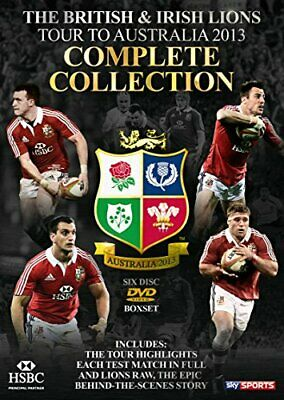£3.49 • Buy The British & Irish Lions 2013: The Complete Collection (6 DVD) - DVD  NSVG The