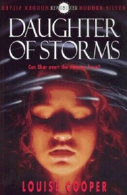 £5.49 • Buy Daughter Of Storms By Cooper, Louise Paperback Book The Cheap Fast Free Post