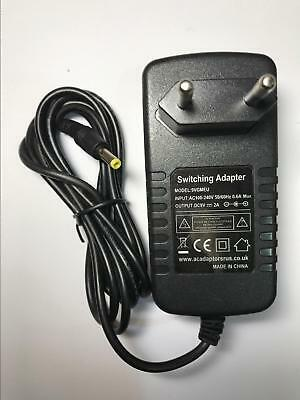 £10.90 • Buy Eken M001 MID Tablet Android 9V Mains AC-DC Switching Adapter Charger EU Plug