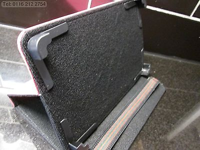 AU17.82 • Buy Pink 4 Corner Grab Laptop Angle Case/Stand For ARGOS CNM TOUCHPAD 7  DUAL CORE