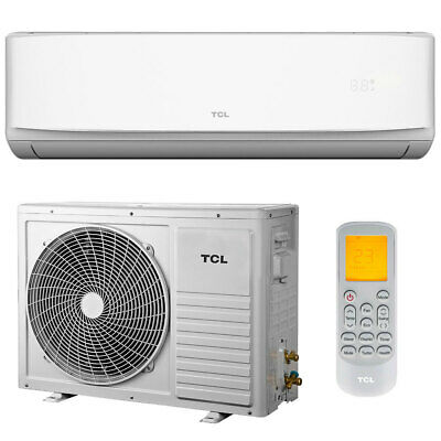 AU799 • Buy TCL TCLSS12 Split System Heater/Air Conditioner Inverter Reverse Cycle 3.2kW