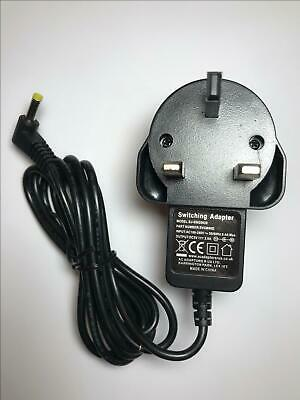 5V AC-DC Switching Adapter For Gear4 Streetparty III Street Party 3 Dock Station • 10.98£