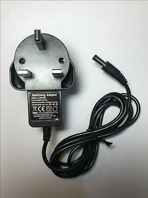 Replacement 9V AC Adaptor For 500mA RE1-11301 Pure+ XT Reebok Cross Trainer • 10.89£