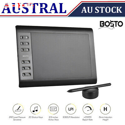 AU65.78 • Buy Ugee M708 10 X6  Pro Digital Graphic Art Drawing Painting Tablet Board Pad W/Pen