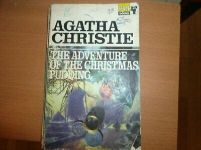 £25.99 • Buy Adventure Of The Christmas Pudding By Christie, Agatha Paperback Book The Cheap