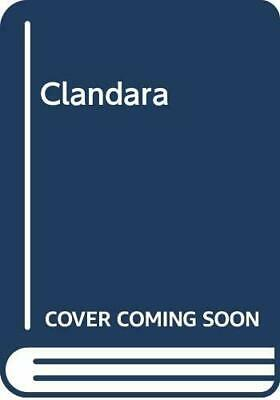 Clandara By Anthony, Evelyn Paperback Book The Cheap Fast Free Post • 5.99£