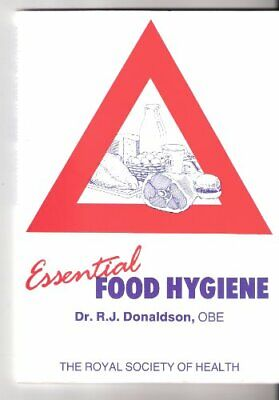 £5.49 • Buy Essential Food Hygiene By Donaldson Paperback Book The Cheap Fast Free Post