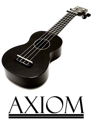 AU29.95 • Buy Axiom Spectrum Beginner Ukulele Kids Ukulele - Black