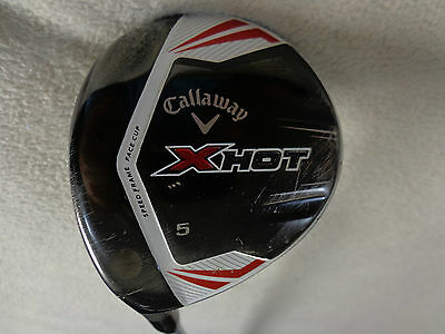 $ CDN128 • Buy LH - Callaway X Hot 5/19* Wood W/Project X Regular Graphite Shaft