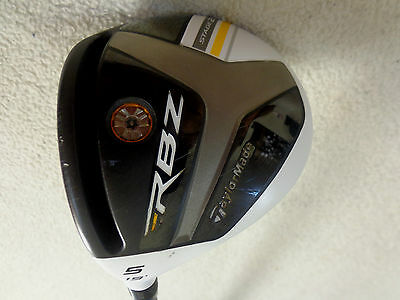 $ CDN100 • Buy LH - TaylorMade RocketBallz Stage 2 - 5/19* Wood W/Rocketfuel 60 Regular Shaft