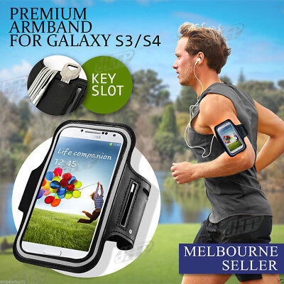 AU7.93 • Buy Iphone 6 7 8 10 X Cover Armband Case Sports GYM Running Exercise Arm Band Holder