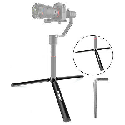 AU16.19 • Buy PERGEAR Aluminum Mini Tripod Tabletop Stand For Zhiyum Crane V2 Crane-M Smooth Q