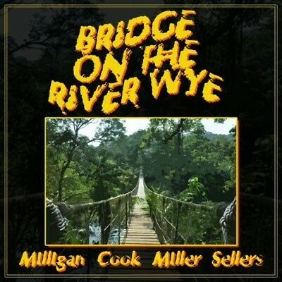 Spike Milligan - Bridge On The River Wye [New CD] • 13.88£