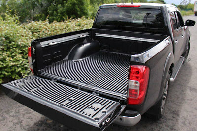 For Nissan Navara NP300 Load Bed Liner Under Rail 2016 On  Life Time Guarantee • 192£
