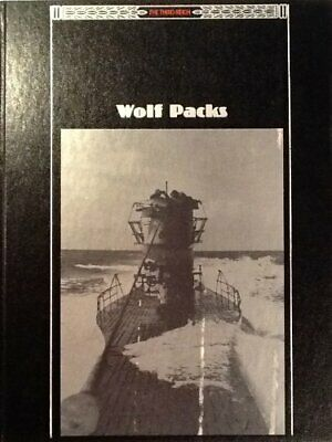 Wolf Packs (Third Reich S.) By Time-Life Books Hardback Book The Cheap Fast Free • 4.99£
