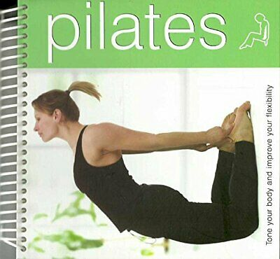 £3.29 • Buy Pilates Book The Cheap Fast Free Post