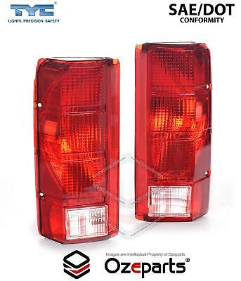 AU58.52 • Buy Set Pair LH+RH Tail Light Lamp For Ford F100 F150 F250 F350 Bronco 1980~1993