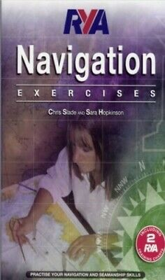£4.99 • Buy RYA Navigation Exercises By Hopkinson, Sara Paperback Book The Cheap Fast Free