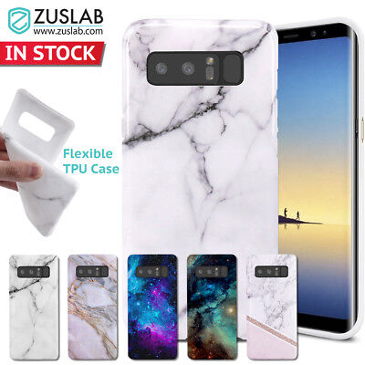 $ CDN8.83 • Buy Galaxy Note 8 Case For Samsung Genuine Zuslab Soft TPU Flexible Silicone Cover