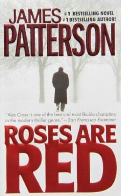 £11.99 • Buy Roses Are Red: 6 (Alex Cross Novels) By Patterson, James Book The Cheap Fast