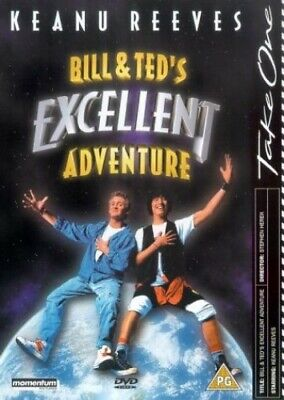 £3.49 • Buy Bill And Ted's Excellent Adventure [DVD] [1990] - DVD  AVVG The Cheap Fast Free