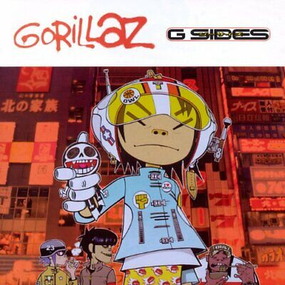 £2.72 • Buy G-Sides -  CD FNVG The Cheap Fast Free Post The Cheap Fast Free Post
