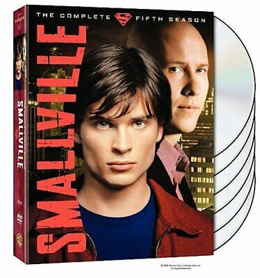 £3.49 • Buy Smallville: The Complete Fifth Season [2005] [DVD] - DVD  9AVG The Cheap Fast