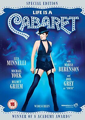 Cabaret - Special Edition [DVD] - DVD  3UVG The Cheap Fast Free Post • 4.92£