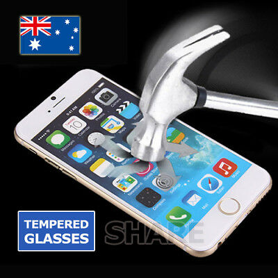 AU2.95 • Buy IPhone 6 6S Screen Protector For LCD 6 Plus Tempered Glass Film
