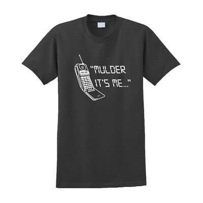 The X-Files Inspired Mulder Its Me Or Scully Its Me T Shirt Sci-fi Aliens 90s  • 11.99£