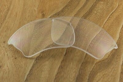 $8.99 • Buy Crystal Hyper Clear Low Light View Sunglass Lenses For Oakley Half Jacket 2.0 XL