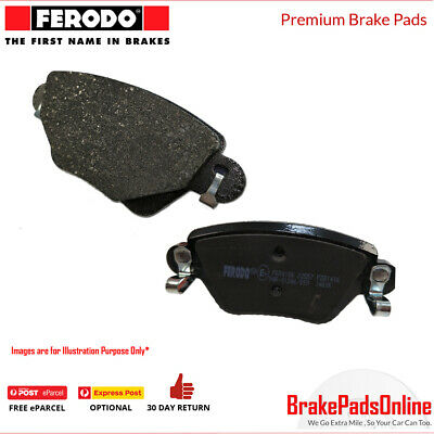 $ CDN64.88 • Buy Brake Pads For LOTUS ELISE 111S 1.8L 2ZZ-GE DOHC 16v Supercharged MPFI 4cyl REAR