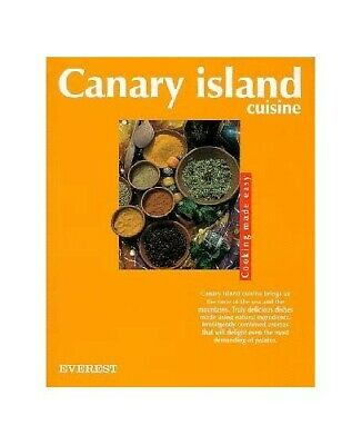 £4.09 • Buy Canary Island Cuisine: Cooking Made Easy By Alvarez, A. Paperback Book The Cheap