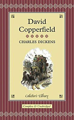 £7.49 • Buy David Copperfield (Collector's Library) By Dickens, Charles Hardback Book The